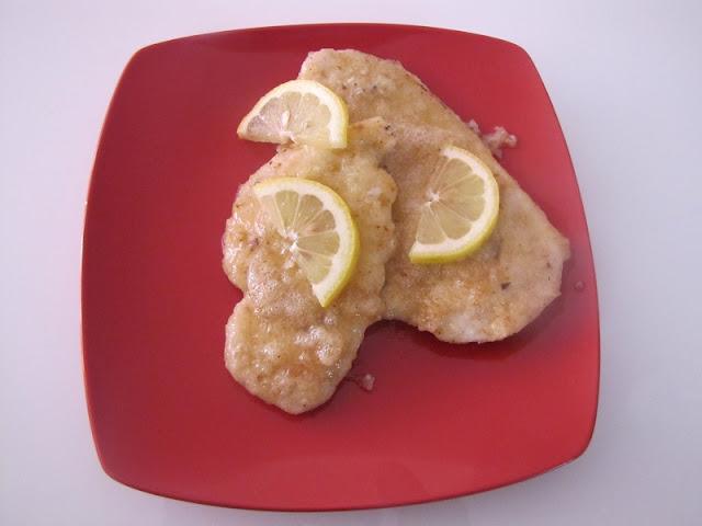 La cucina di alice scaloppine al limone - La cucina di alice ...