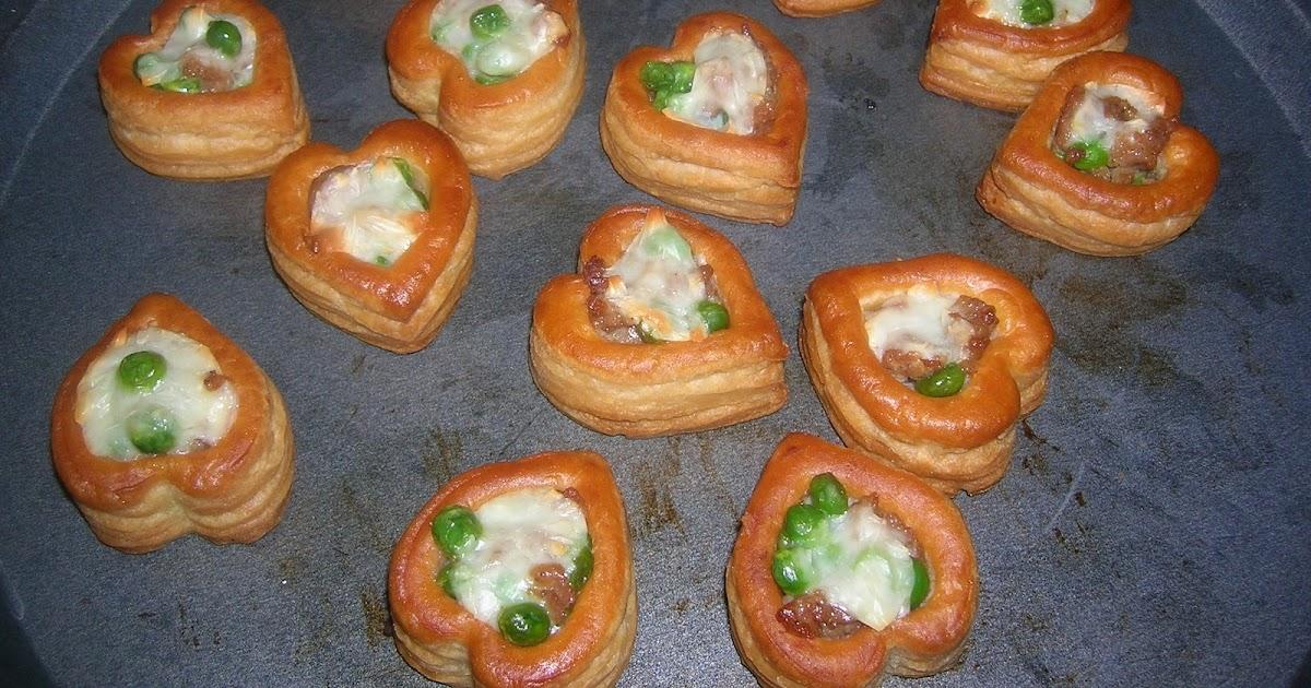 La cucina di alice cuoricini salsiccia e piselli - La cucina di alice ...