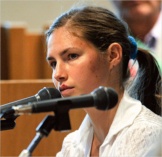 amanda knox trial update 2011. Amanda Knox Murder Trial