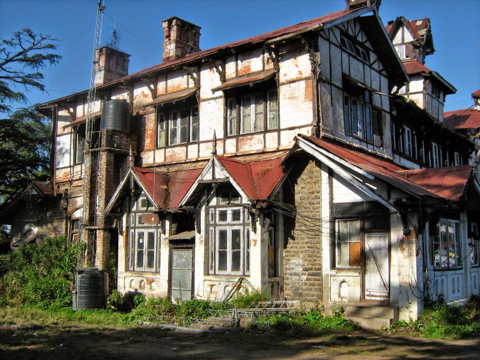 julia 39 s blog northbank rudyard kipling 39 s house in shimla. Black Bedroom Furniture Sets. Home Design Ideas