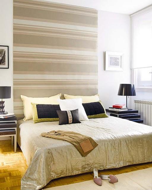 Matrimonio Box Bed : Arquitetura do imóvel quartos de casal revestimentos