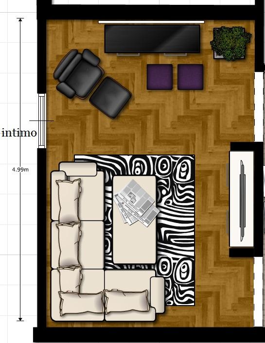 Sala De Tv Planta Baixa ~  à sala em apartamento antigo no tradicional Bairro Moinhos de Vento