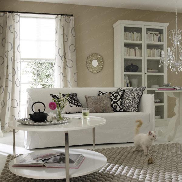 arquitetura do im vel salas o novo rom ntico cole o de. Black Bedroom Furniture Sets. Home Design Ideas