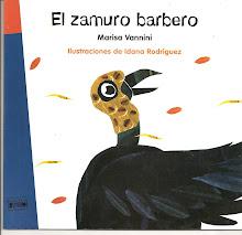 El zamuro barbero de Marisa Vannini