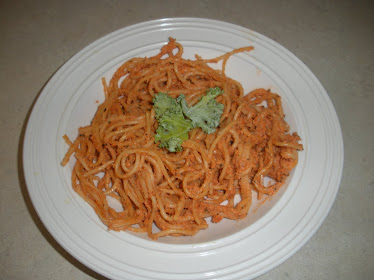Creamy Tomato Pasta (Source: Vegan Yum Yum)