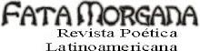 REVISTA POÉTICA FATA MORGANA