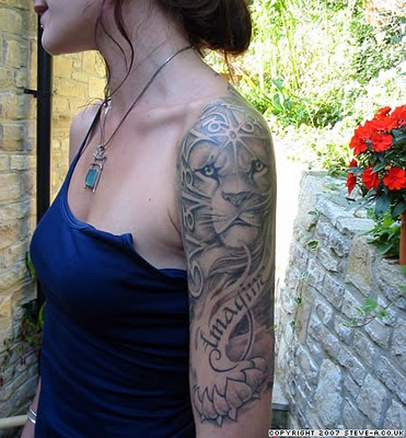half sleeve tribal tattoo ideas. half sleeve tattoo ideas. half
