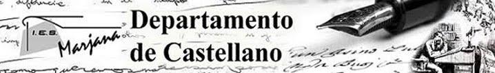 Departamento de Castellano del IES Marjana
