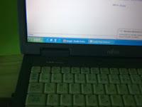 laptop fujitsu untuk di jual, laptop murah selangor