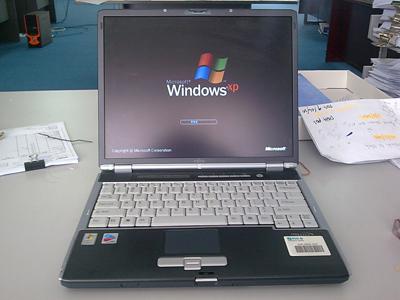 laptop terpakai untuk di jual