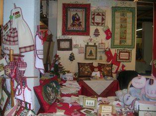 foto fiera Natale 2008