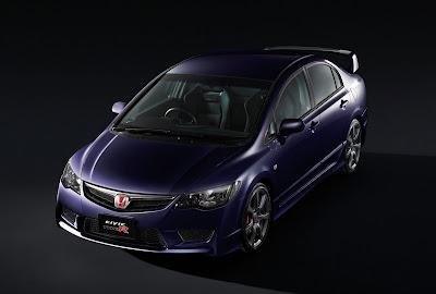 Honda Cars : Japanese Civic Type R Updated For 2009 | 2013 New Honda Car  Reviews