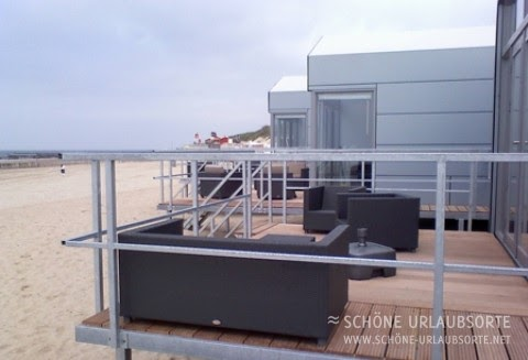 die sch nsten strandh user direkt am meer strandhaus holland. Black Bedroom Furniture Sets. Home Design Ideas