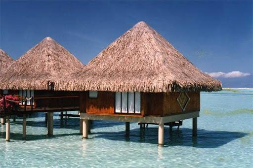 Strandhaus karibik  Die schönsten Strandhäuser: 2011