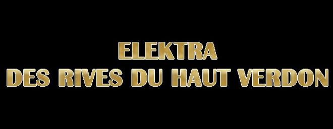 ELEKTRA DES RIVES DU HAUT VERDON