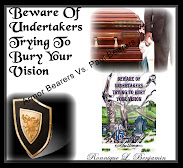 Beware Of Undertakers Trying To Bury Your Vision