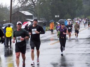 * First Marathon 26.2 *