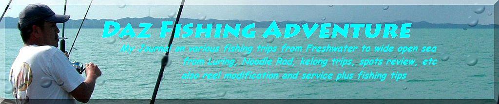 Daz Fishing Adventure