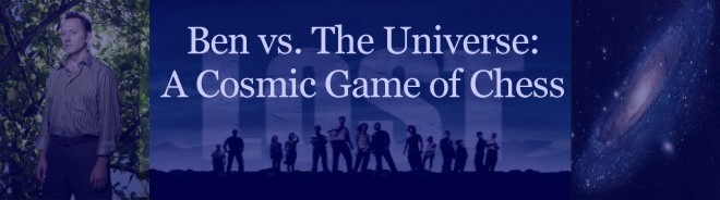 Ben vs. The Universe: A Cosmic Game of Chess