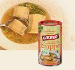 Mennyei levesek öt perc alatt? Igen, a GEFRO-val ez lehetséges!