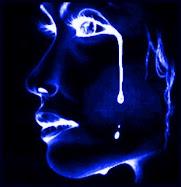 hati yang menangis