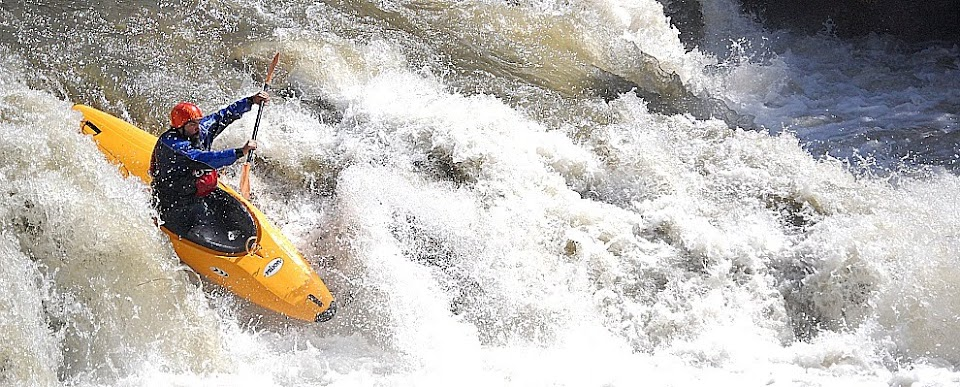 Black Canyon of the Bear Whitewater Festival