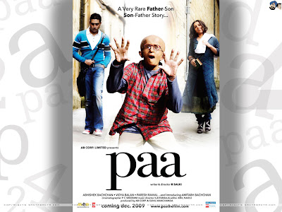 Paa, Amitabh Bachchan