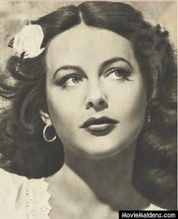 Hedy Lamarr : 中学 方程式 : 中学