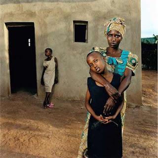 Los niños del genocidio de Ruanda
