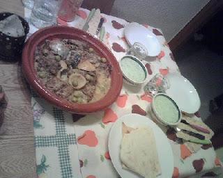 Iftar 3 Ramadan 2009