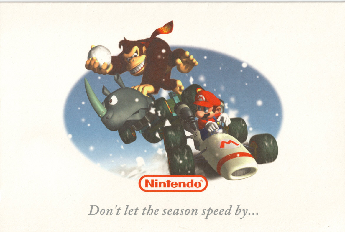 Nintendo+Christmas+Card