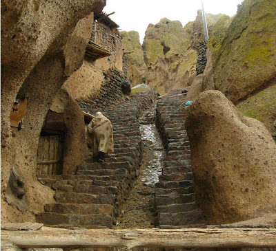 i9 - 700 Years Old Houses In Iran!!!!