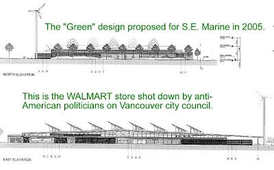 NEW WALMART IN VANCOUVER