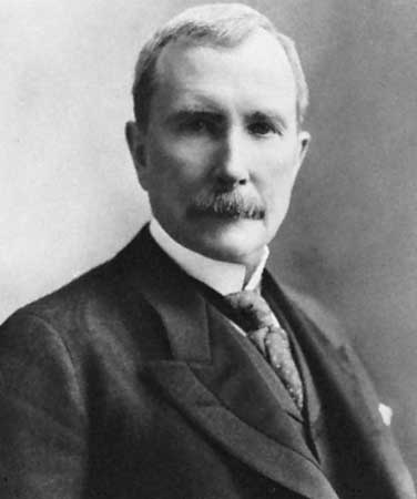 John D Rockefeller Net Worth