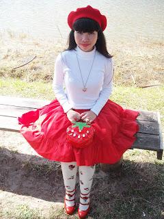 ela é a Ichigo =3