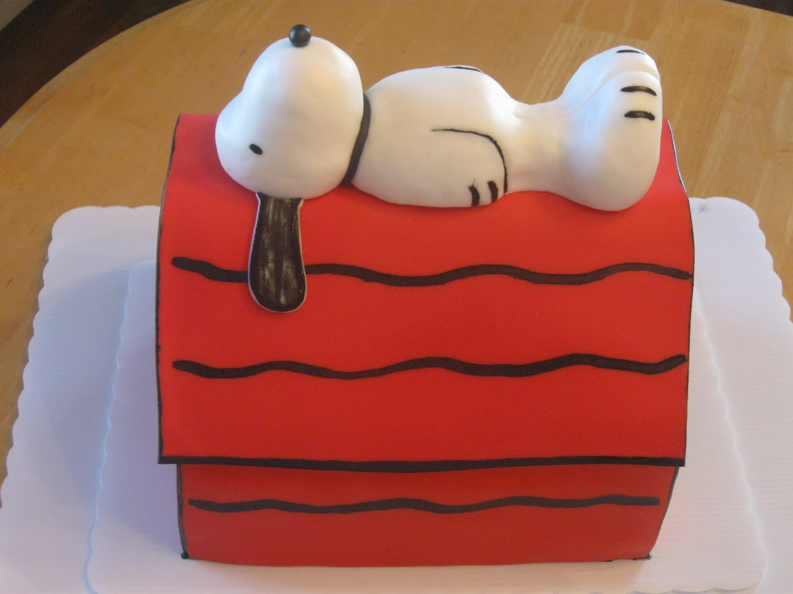 Images Of Snoopy Birthday Cake Dmost for