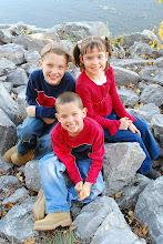 Benjamin, Amanda, & Kirby Fall 2010