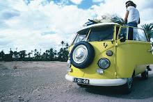 Marrocos 1977 en VW Combi