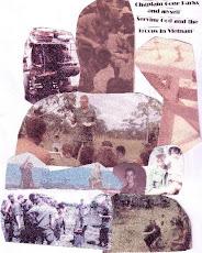 Chaplain Gene Parks In Nam