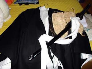 Shinigami cosplay