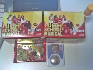 HSM Sound Card