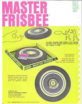 mafrisbee
