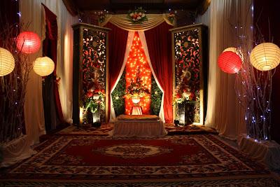dekorasi dalam rumah - ruang tamu