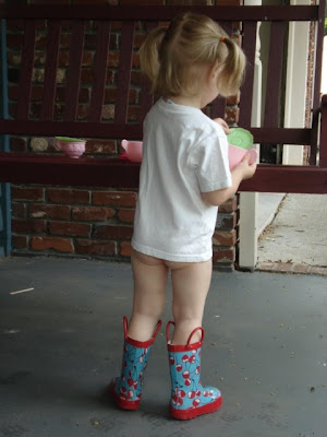 Petunia June: {Toilet Paper, Dreams and Rotten Eggs}