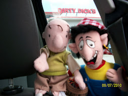 Doug Funnie and Dirty Dick