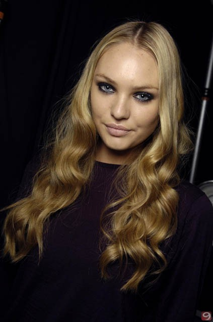 candice swanepoel hair. pictures Candice Swanepoel