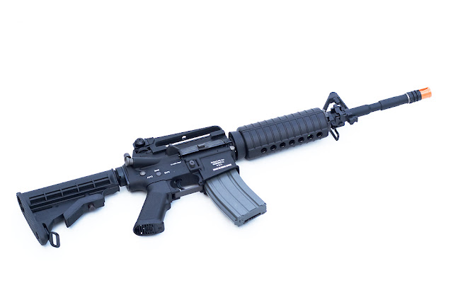 Classic Army, M15A4 Carbine, Airsoft Guns, Airsoft AEG