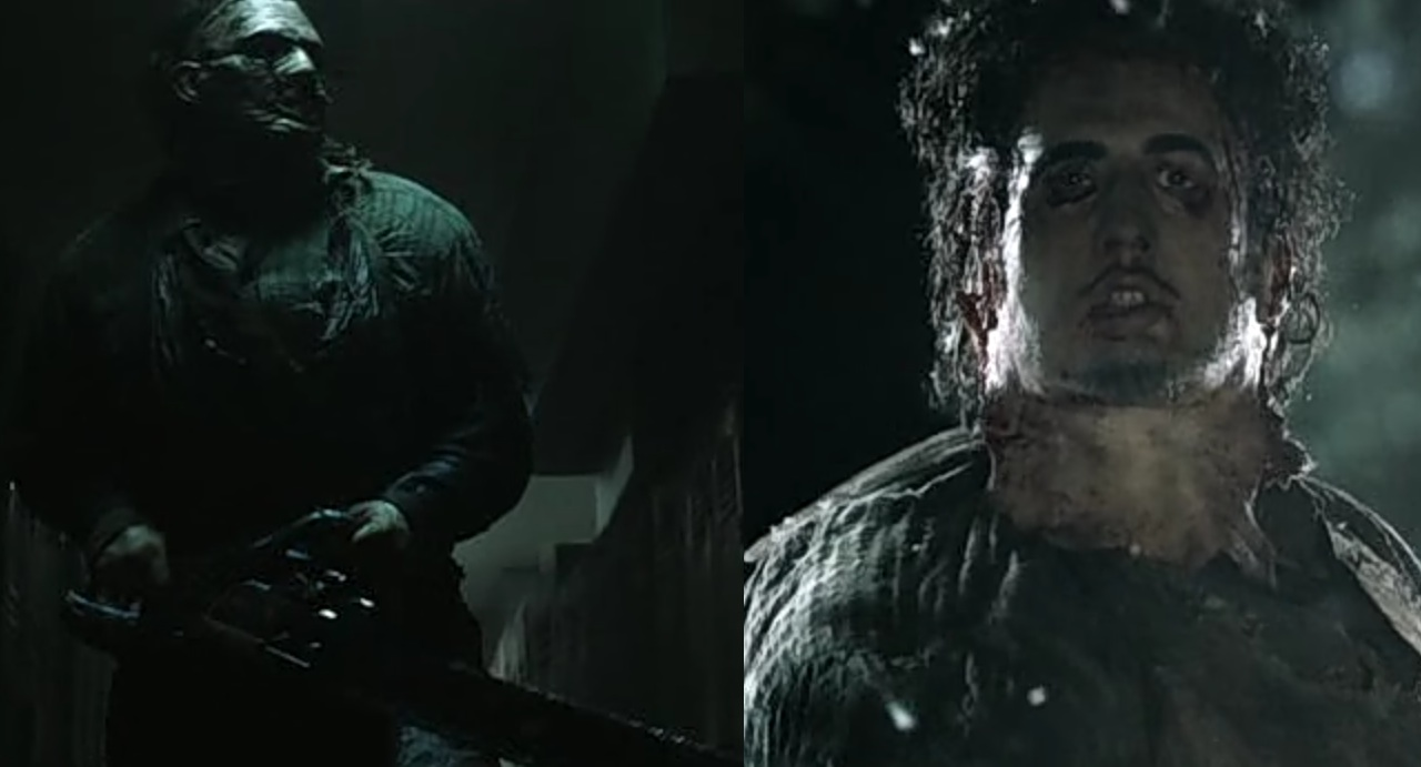 Image Gallery leatherface unmasked