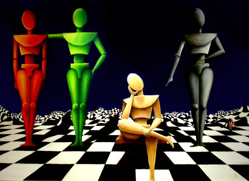Gabriela balkey arte - Cuadros gran formato ...