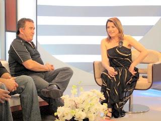 Amado Batista e Olga Bongiovanni